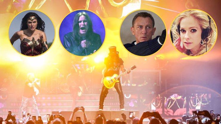 Velké koncerty a filmové premiéry roku 2020, na které jsme se těšili, ale utřeli jsme nos