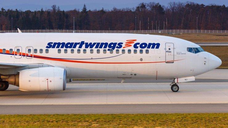 Ručte za naši půjčku, aby Češi mohli dál létat na dovolenou: Smartwings koupit od státu nechce
