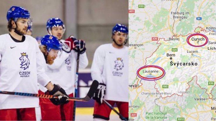 S kým se utká český tým na MS v hokeji ve Švýcarsku: Vše, co o mistrovství vědět