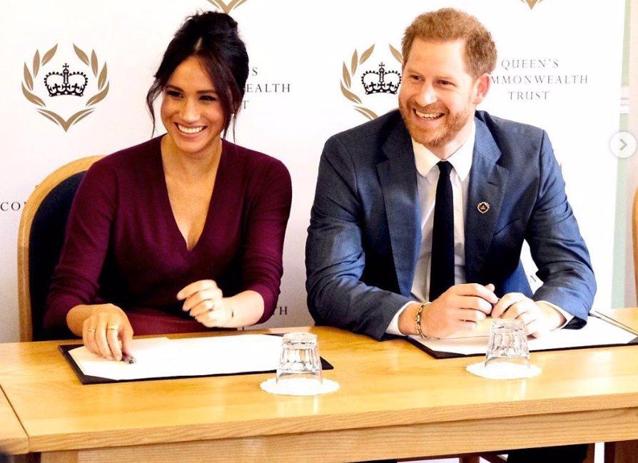 První práce Meghan Markle: Královské povinnosti vyměnila za účast v reality show