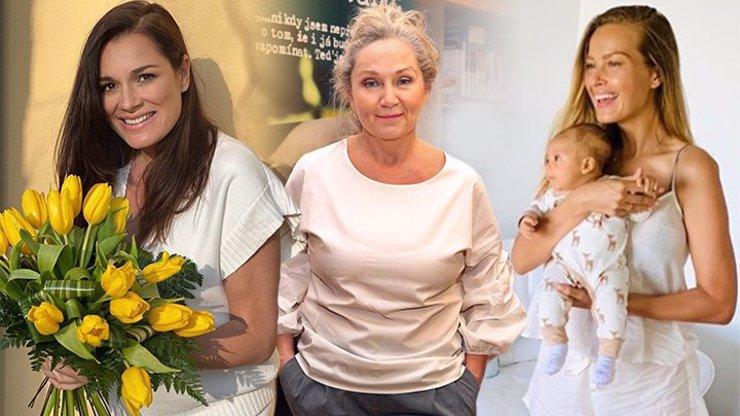 Věk jim není překážkou: Těchto 12 slavných žen se rozhodlo pro mateřství po čtyřicítce