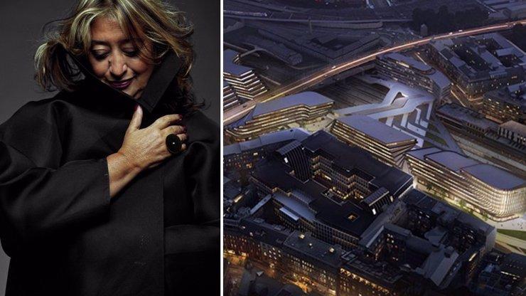 Moderní architektura změní Prahu: Špinavé Masarykovo nádraží bude minulostí. Primátorka Krnáčová sází na rozkvět metropole