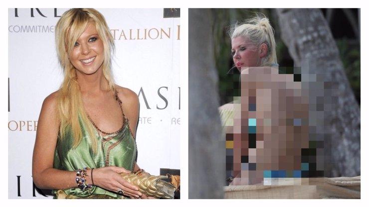 Tara Reid šokuje svým zuboženým tělem! Kam se poděla nádherná blondýnka z filmu Prcičky?
