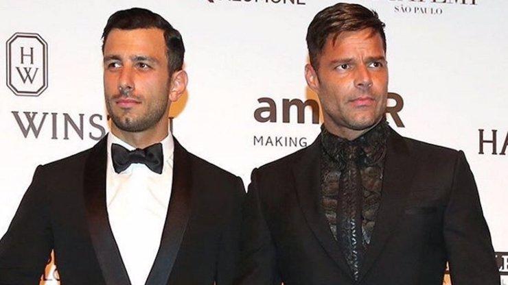 Gratulace! Horkokrevný Ricky Martin se zasnoubil se svým syrským přítelem!