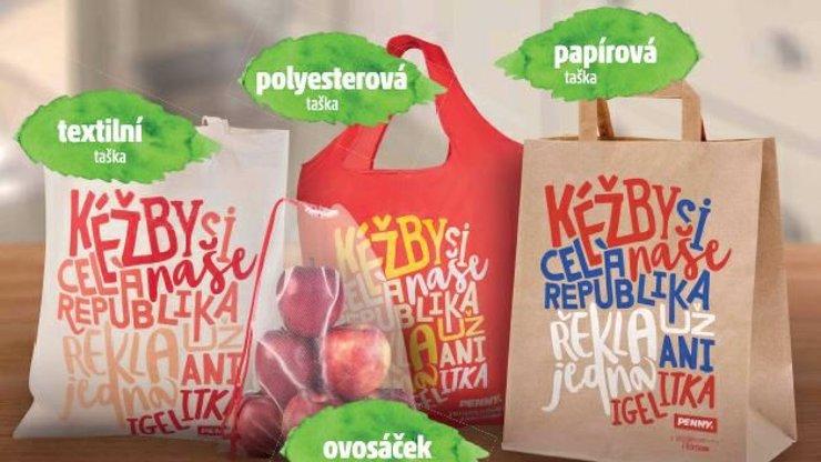 Konec jednorázových igelitek: Jaký český supermarket přichází s moderní alternativou?