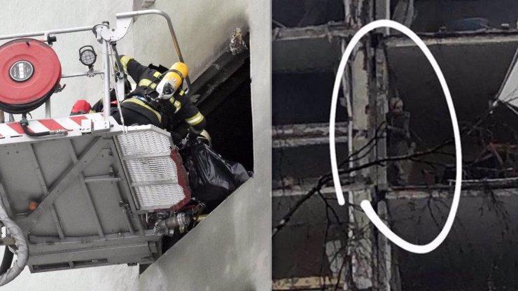 Oběti výbuchu v paneláku: Dědeček zoufale čekal na záchranu, jiný muž spadl z 12. patra