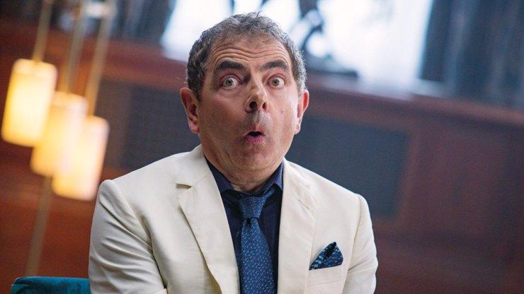 Mr. Bean má větší IQ než Einstein: V novém seriálu ale znovu blbne jako malé dítě