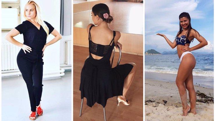 3 nejkrásnější tanečnice v letošním ročníku StarDance: Nejvíce závidíme Gondíkovi!