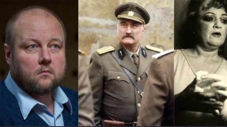Terazky už není majorom: Pavel Landovský a další hvězdy Černých baronů, které odešly