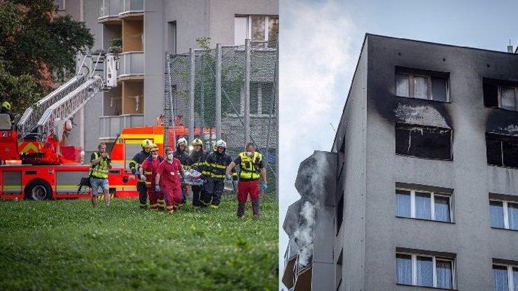 Matrace by v Bohumíně nepomohla, už jednou se při seskoku zabil kolega, brání se hasiči