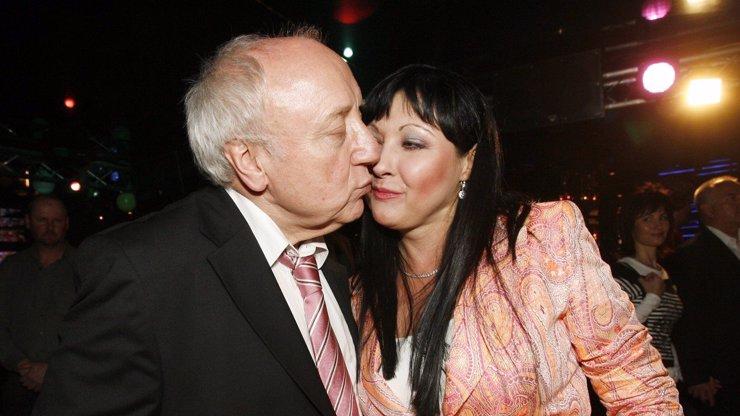 Dagmar Patrasová se definitivně rozhodla: Felix Slováček zůstane dál mým manželem