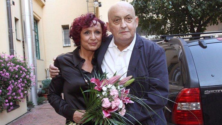 Dojemný dárek zesnulému manželovi: Petra Janů mu deset let po smrti složila velkou poctu