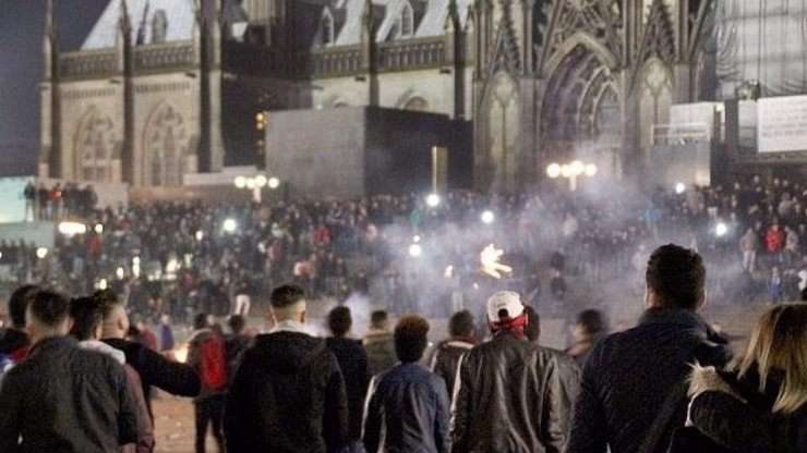 Sexuální útoky v Kolíně nad Rýnem: Většina pachatelů nebude nikdy potrestána!