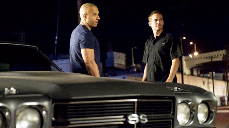 Vin Diesel a Paul Walker byli jako bratři: Jeden bez druhého by v Rychlí a zběsilí nehráli