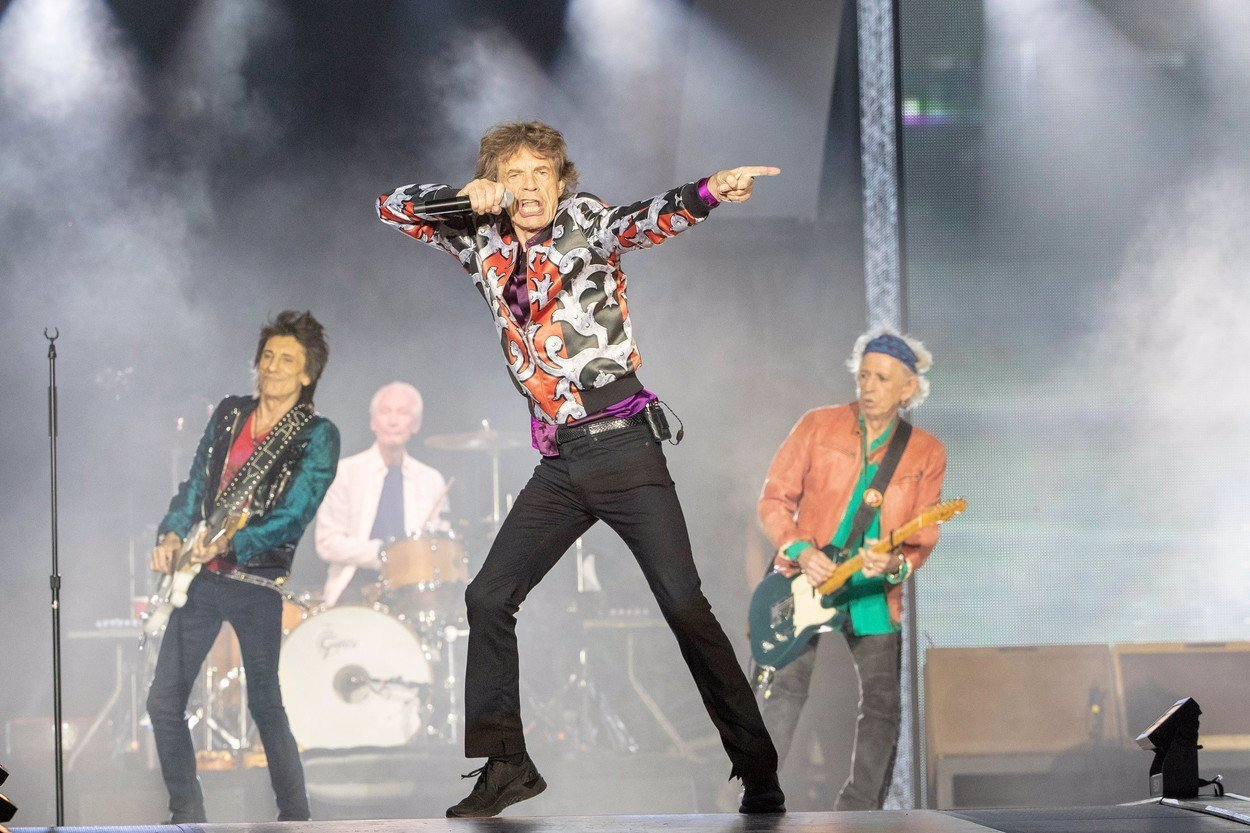Byla to rychlá akce! Misska šla s pravdou ven o pražském mejdanu s Rolling Stones