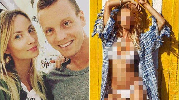 Žhavá manželka tenisty Berdycha: Jsou tohle nejvíce sexy fotky, které kdy nafotila? SNÍMKY U NÁS VE FOTOGALERII