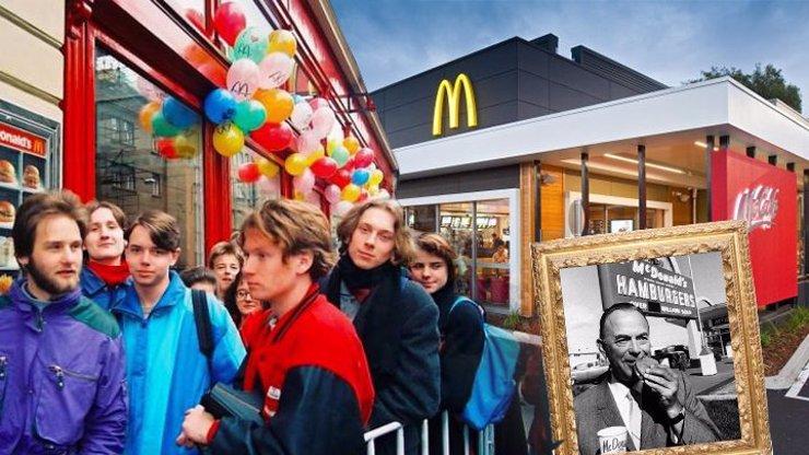 Před 80 lety otevřeli první McDonald's: Na menu bylo 9 věcí, co jste si tehdy mohli objednat