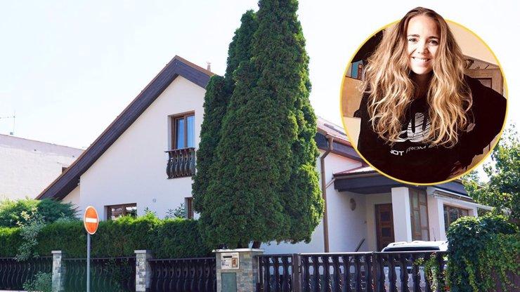 Lucie Vondráčková se zabydluje ve vile za 24 milionů: Útulný byt s nádechem přírody