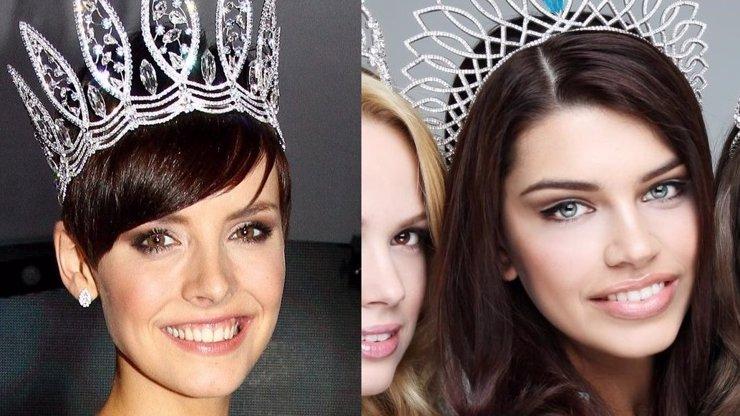 Česká Miss Kratochvílová a Miss Slovensko Chomisteková: Krutý šoubyznys z nich udělal holky na jednu noc. 5 důvodů, proč to tak je!
