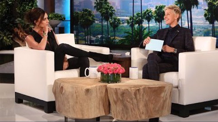 Ellen DeGeneres pokořila další hranici nemožného! Rozesmála věčně napučenou Victorku!