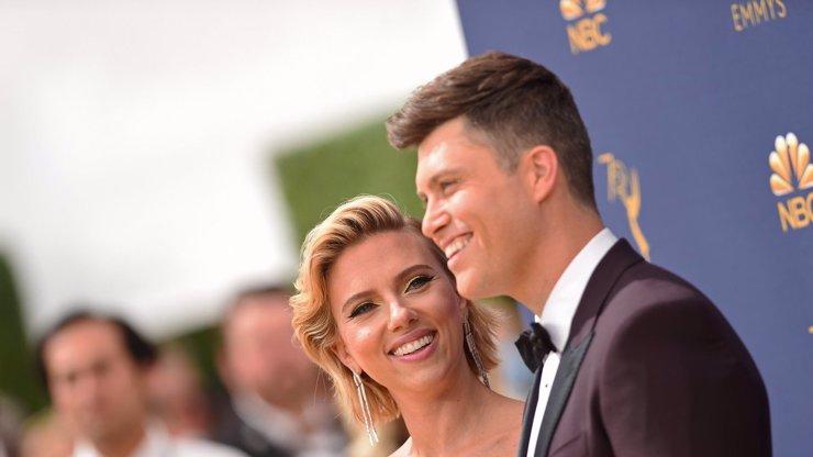 Scarlett Johansson podruhé maminkou: Syn má jméno jako pes z českého filmu