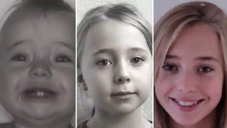 Od pizizubky po čtrnáctiletou slečnu: Otec zachytil život své dcery do jednoho krátkého videa