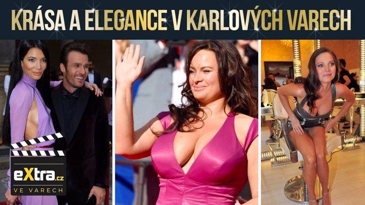 Krása a elegance v Karlových Varech: Kdo bude nejsledovanější celebritou 53. ročníku?