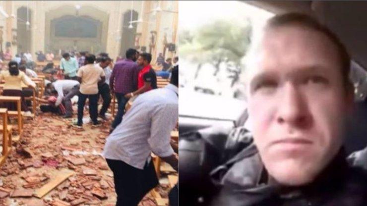 Nejhorší obavy se naplnily! Útoky na Srí Lance byly pomstou za MASAKR V MEŠITĚ