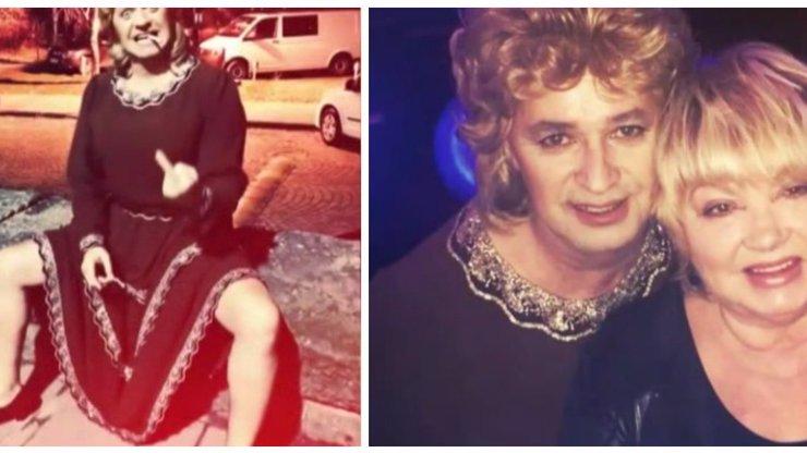 Martin Dejdar na zesnulé zpěvačce honil v poslední době plusové body. Pak Špinarové nepřišel ani na pohřeb...