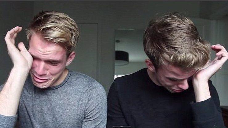 Tohle hýbe internetem: Dvojčata oznámila svému otci, že jsou gayové. Jak to dopadlo?
