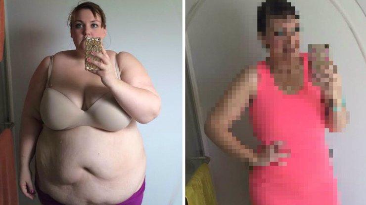 Vypadala jako slon a zhubla skoro 100 kilogramů. Její snoubenec to neunesl a neuvěříte, co se stalo!