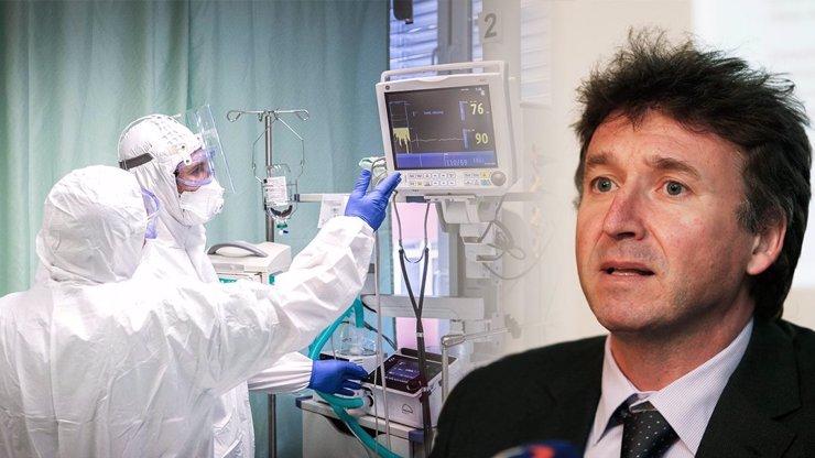 Přeplnění nemocnic je nevyhnutelné, mám strach z kolapsu zdravotnictví, obává se hlava lékařské komory
