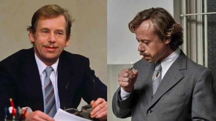 Postavy ve filmu Havel: Herci jsou svým předlohám až na výjimky vzhledově věrní