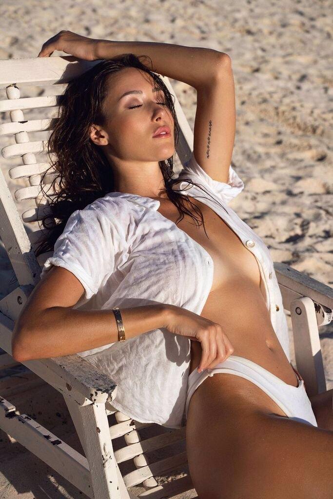 Vražedně krásná Anna, která fotila pro Maxim: Chci vybudovat svoji značku