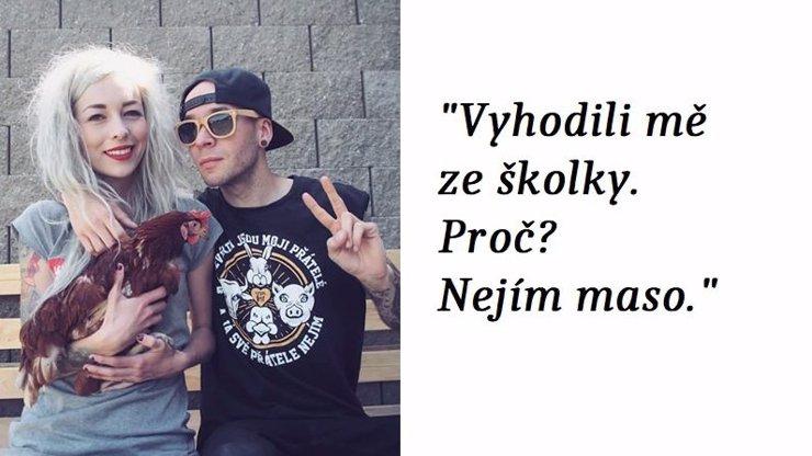 Českou učitelku vyhodili ze školy, protože nejí maso! A rodiče si stěžovali