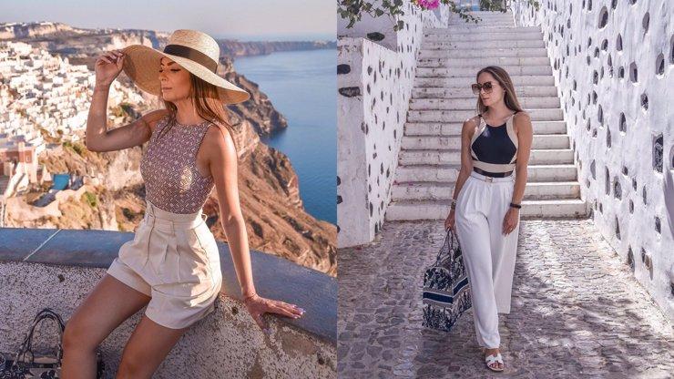 Týnuš Třešničková na dovolené v Řecku: Ukázala jizvy i úchvatnou postavu