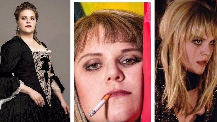Nová Marie Terezie Stefanie Reinsperger je žena mnoha tváří: Královna, holka s cigárem nebo temná kráska