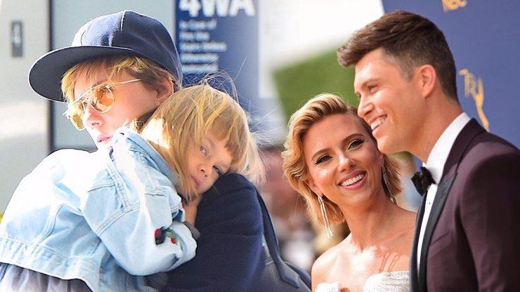 Scarlett Johansson chrání svou dceru před paparazzi. Je pro ni skutečnou superhrdinkou