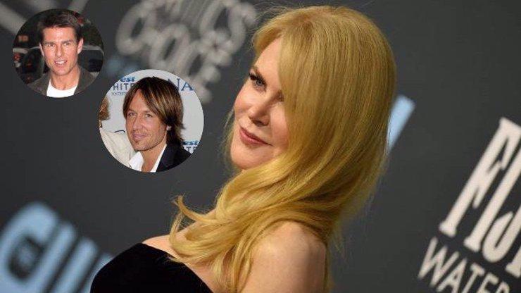 Nicole Kidman si stále píše s exmanželem Cruisem: Svému muži to tají