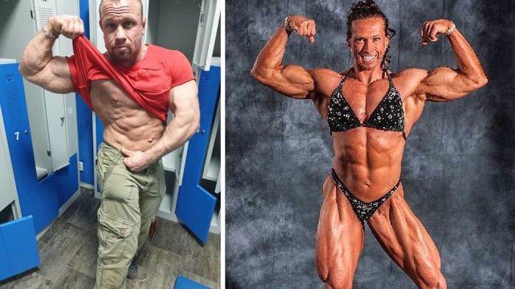 Grznár a Mikulcová zase v sobě: Věráku, ber dál testosteron a rakovina tě nemine