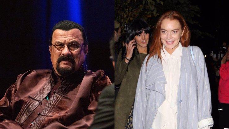 9 herců, se kterými je složité pracovat: Lindsay Lohan chodí pozdě, Seagal je agresivní