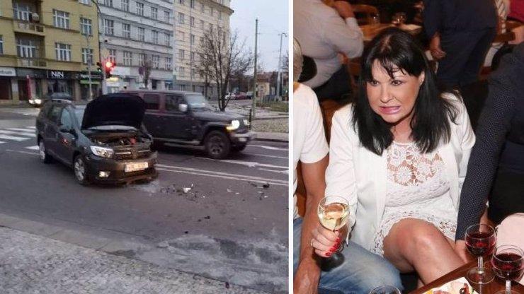 Nehoda pod vlivem 2,5 promile: Dádě Patrasové šlo přesně před rokem o život