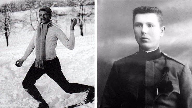 Připomeňte si smutné výročí lyžařské tragédie: Před 105 lety zahynuli Bohumil Hanč a Václav Vrbata