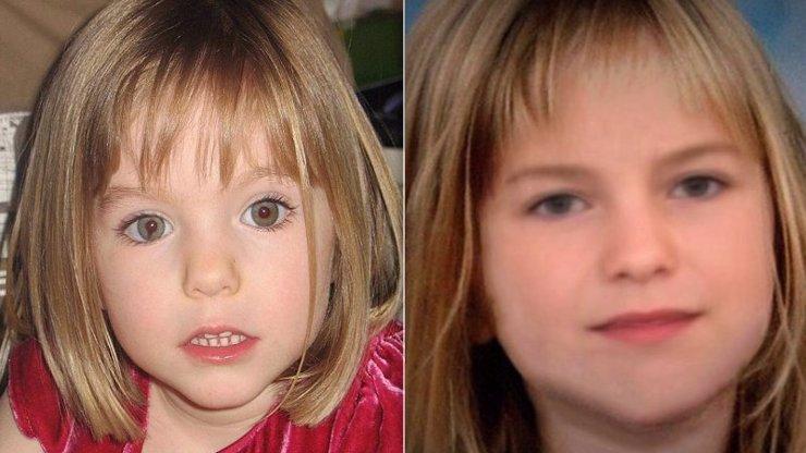 Po Maddie se slehla zem už před 13 lety: Ukázali fotku, jak by dnes mohla vypadat