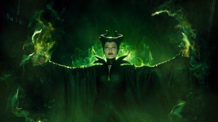 Zajímavosti k filmu Zloba - Královna černé magie: Pro Angelinu Jolie byla role splněným snem