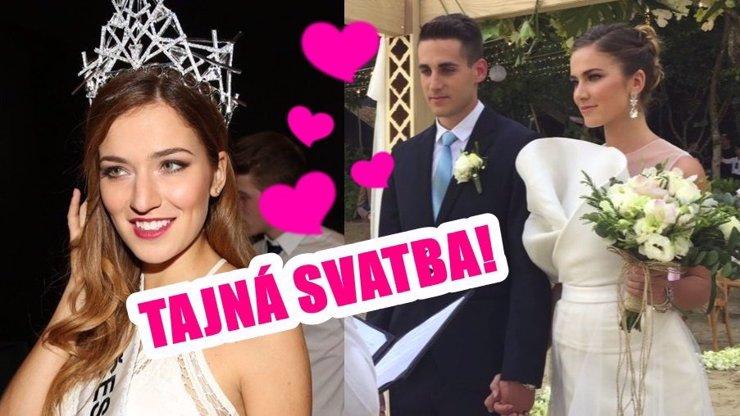 Miss Bezděková se tajně vdala v Thajsku! Pro jistotu to udělala rovnou dvakrát! Jaké to bylo?