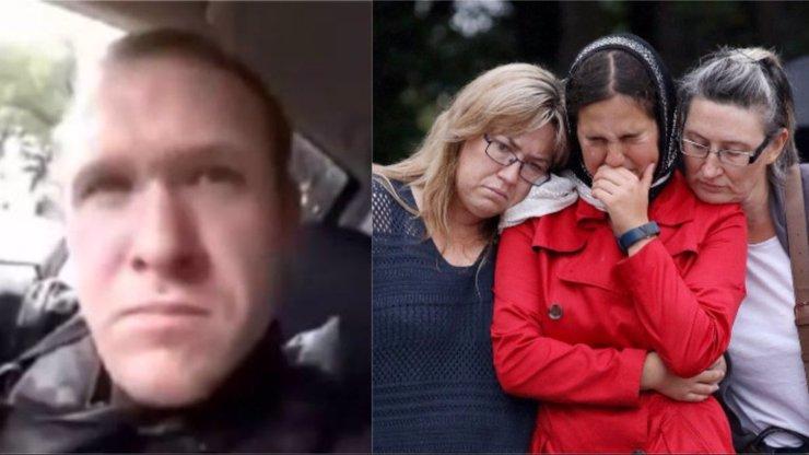 Poslední sbohem: Muslimové na Novém Zélandu pohřbívají oběti Brentona Tarranta