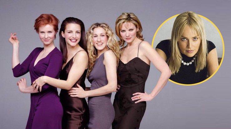 Herečky chtějí natočit Sex ve městě 3: Kim by v roli Samanthy nahradila Sharon Stone