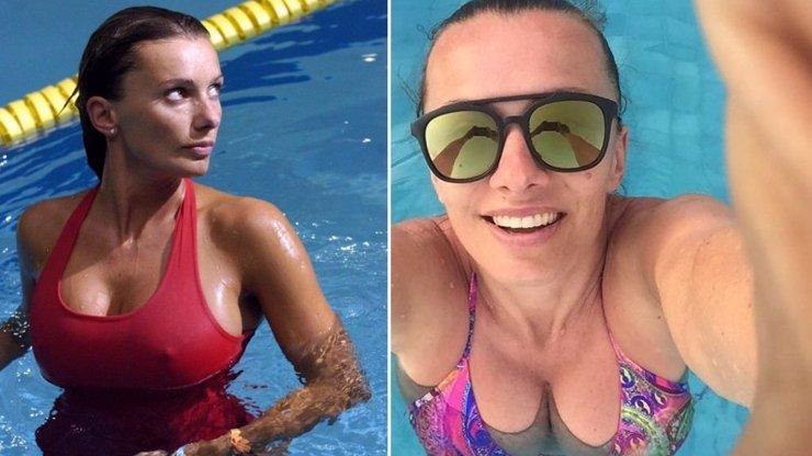 Alice Bendová slaví 44: Je to nejvíc rajcovní milfka v Česku? Podívejte se na video!