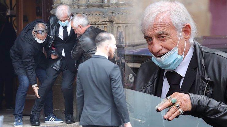 Ženám se z něj podlamovala kolena: Slavný Belmondo má dnes problém udržet se na nohách